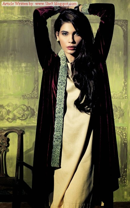 Ethnic by Outfitters Winter / Autumn Collection 2014-2015