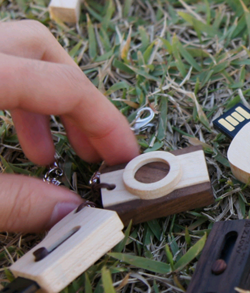 Wooden Camera USB Memory 16G