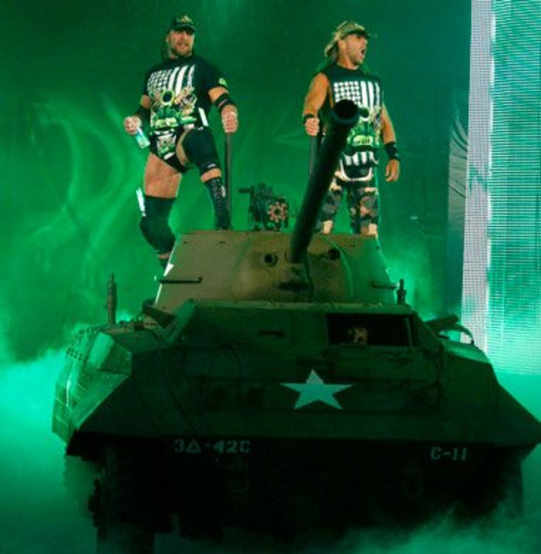 Dx Wallpaper: DX Army WallpapersWrestle Mania