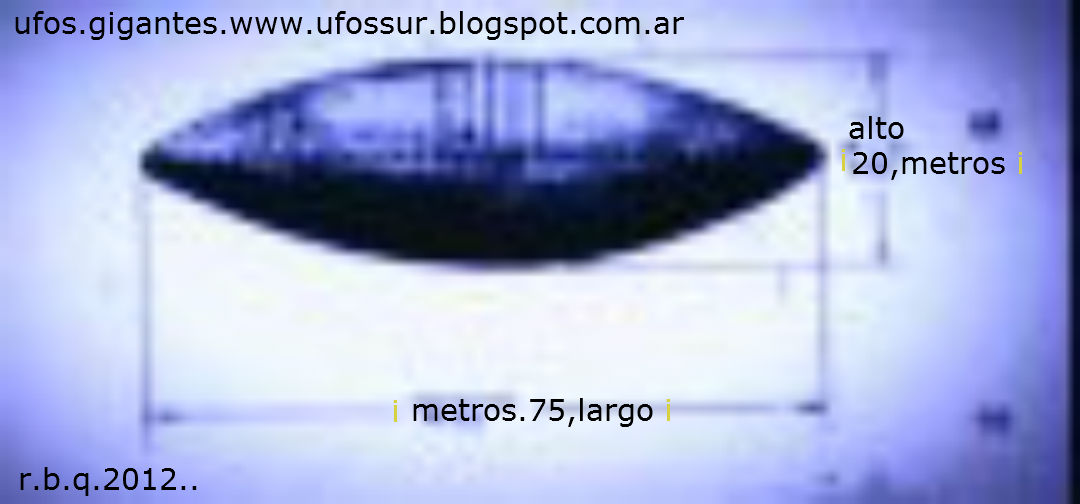UFOS,GIGANTES NAVES PORTADORAS,OVALES.