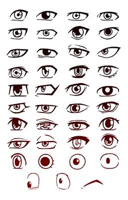 Aula 02 - Rostos e Cabelos Manga_Eyes_Shonen_by_Godsartist