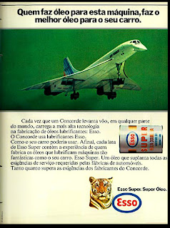 propaganda Esso - 1978.  reclame de carros anos 70. brazilian advertising cars in the 70. os anos 70. história da década de 70; Brazil in the 70s; propaganda carros anos 70; Oswaldo Hernandez;