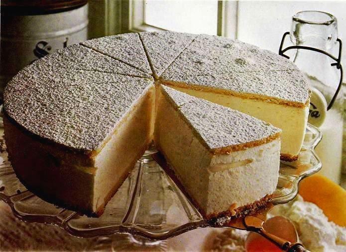 торт из творога фото