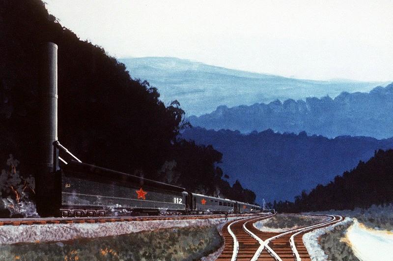 БЖРК: El tren de la muerte