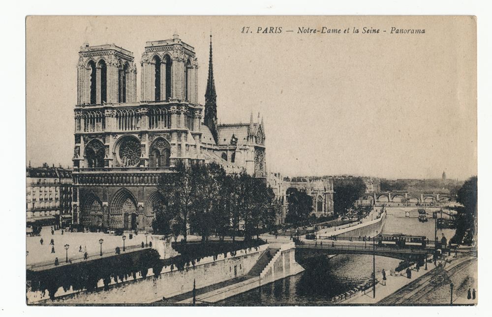 Paris In The Past