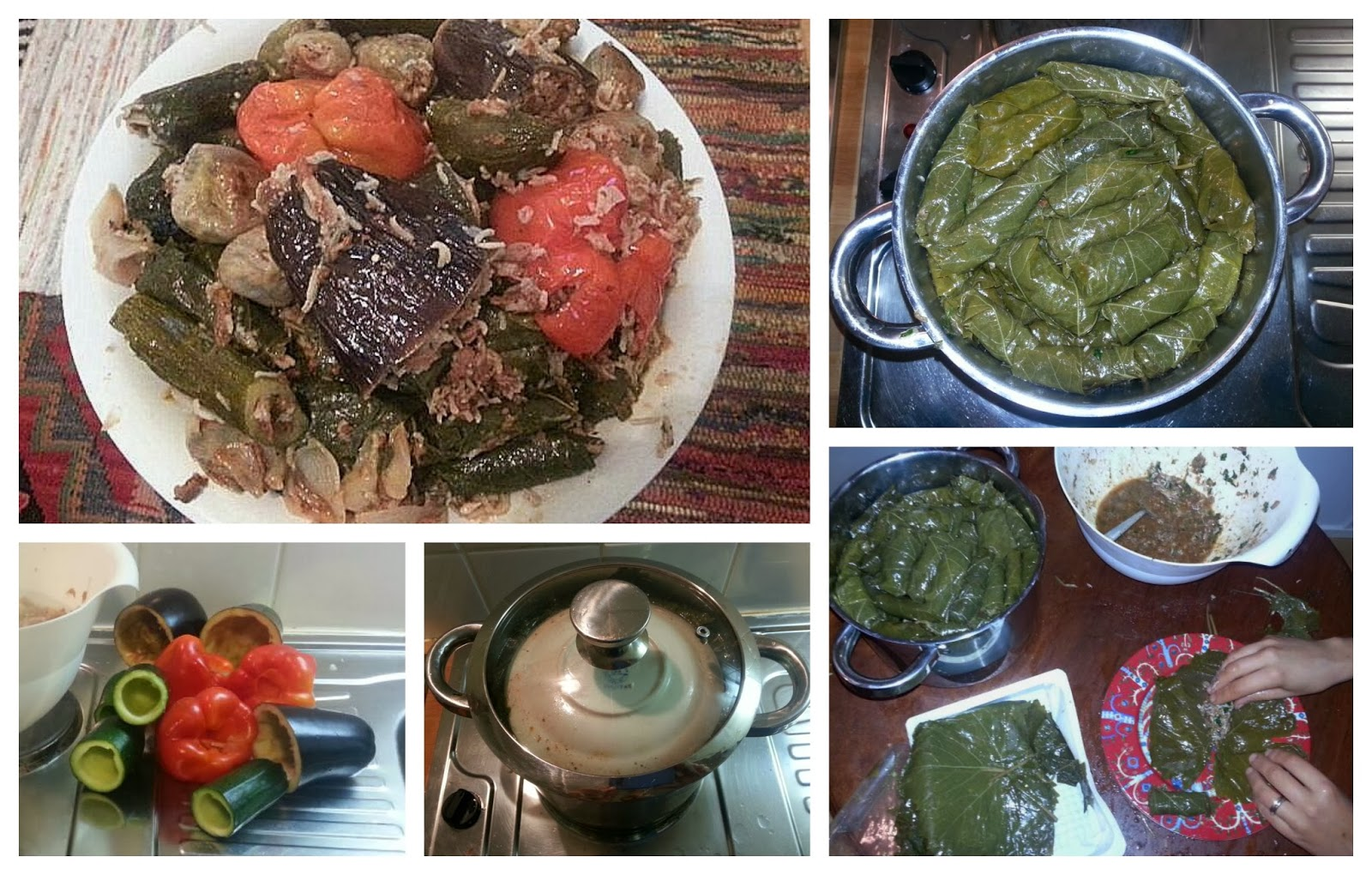 Kurdi ruoka resepti