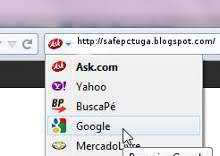 Como remover o Babylon toolbar search
