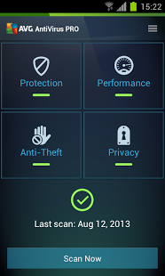 Mobile AntiVirus Security PRO apk