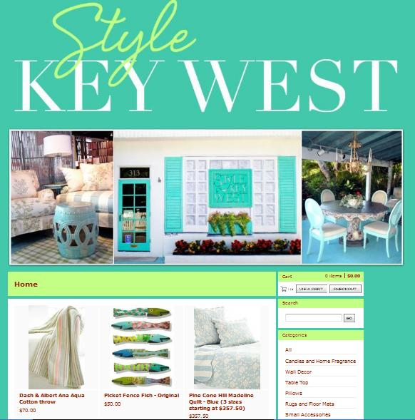 Weu0027ll Be Adding More Products Of Course, Which Iu0027ll Be Sure To Feature On  The Style Key West BLOG! You Didnu0027t Know That I Have A Home Furnishings  Blog?