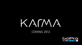 Дрон Karma от GoPro