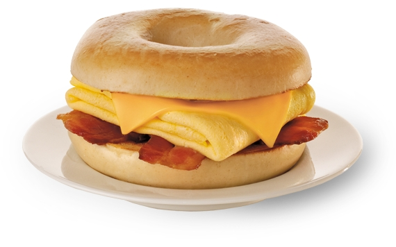 Bacon Egg And Cheese Dunkin Donuts Bacon Egg Cheese Bagel