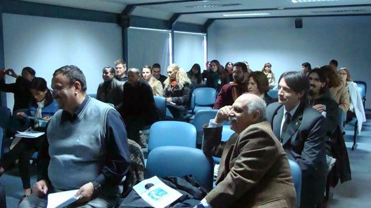 II ENCUENTRO IBEROAMERICANO EN POLITICA,GESTION, INDUSTRIAS CULTURALES.