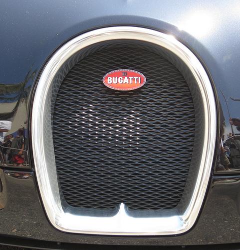 Hd Car Wallpapers Bugatti Grill