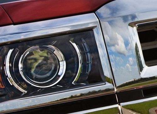 2014 Chevrolet Silverado teaser