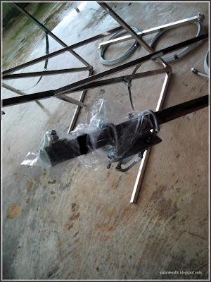 jual antena siera murah 4 bay