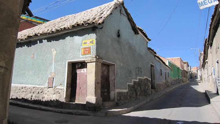 Calle Nogales