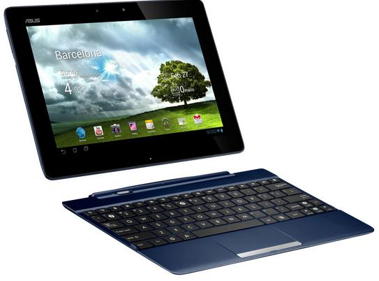 Asus Transformer Pad TF300T - Full tablet specifications