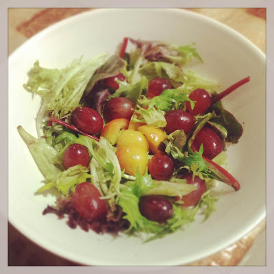 tropical salad at www.diningincebu.blogspot.com