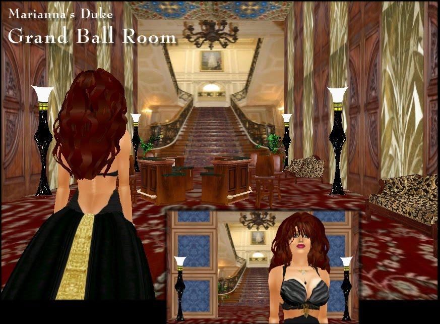 Marianna's Grand Ballroom.
