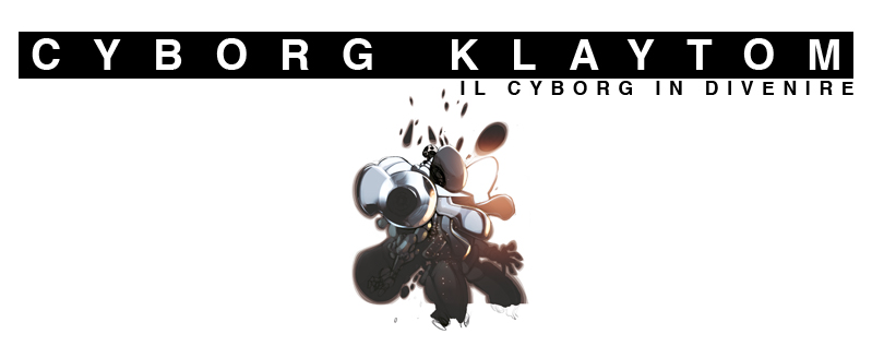 Cyborg Klaytom