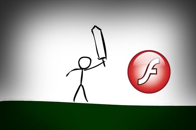 animasi sederhana dari macromedia stickman pedang