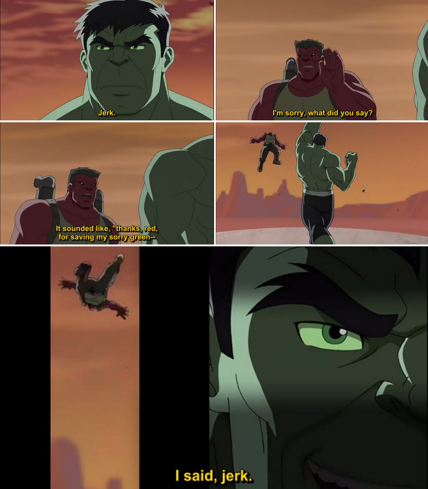 Hulk and the Agents of S.M.A.S.H Quote-5