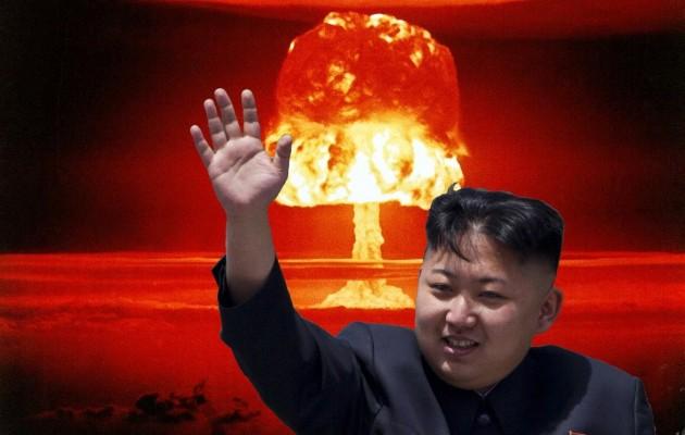 Κιμ Γιονγκ Ουν: Θα απαντήσουμε με πυρηνικά μόνο εάν δεχθούμε επίθεση