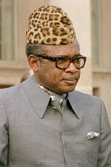 FACT: The dictator Mobutu Sese Seko once changed the country's name from Congo to Zaire