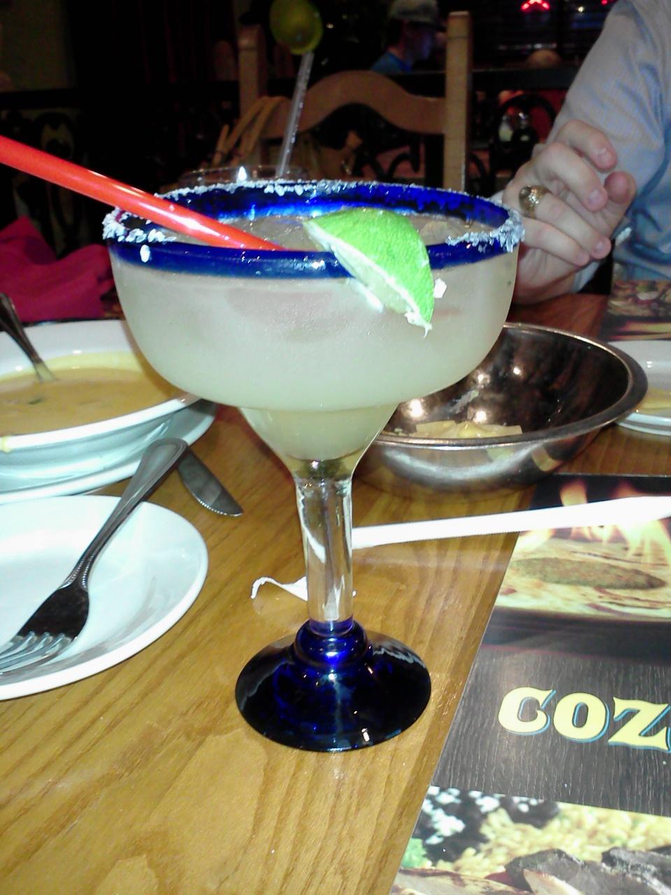 Cozymel's margarita