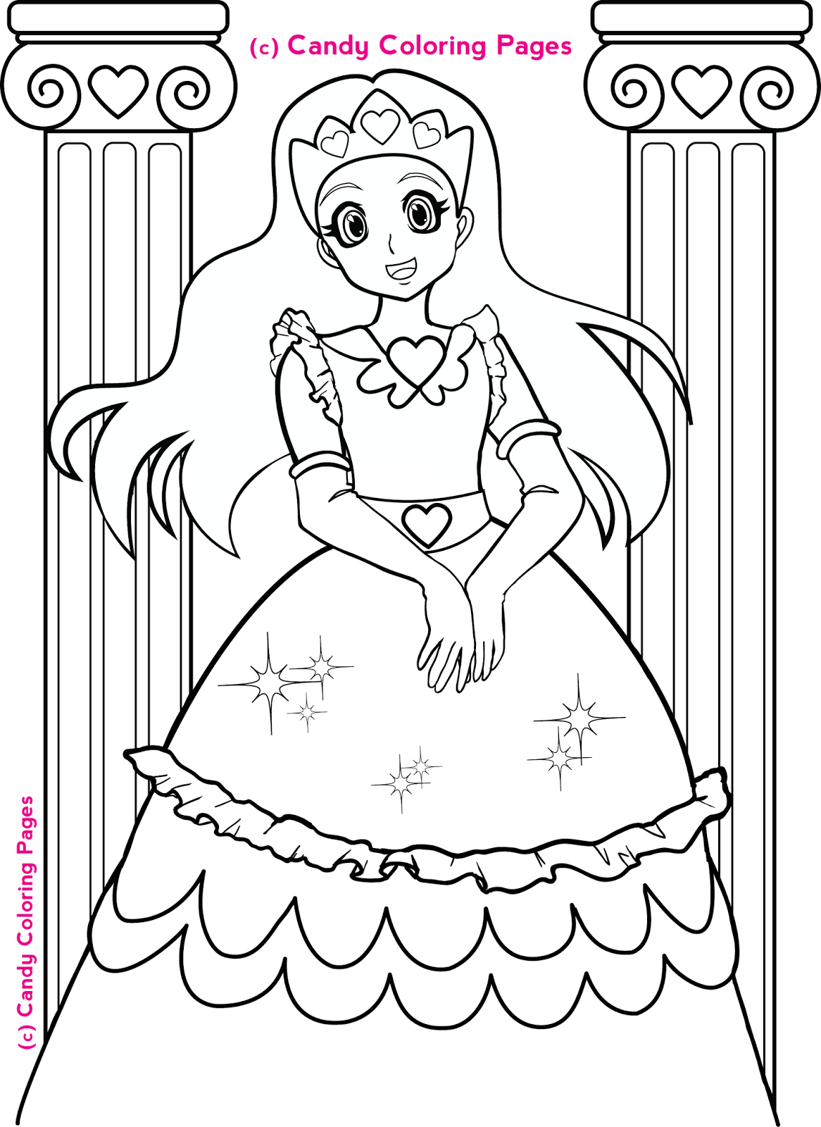 Kids free online coloring games for girls - Kids Free Online Coloring Games For Girls 22