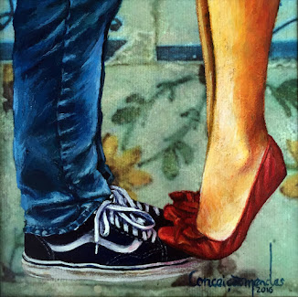 """O beijo IV"""