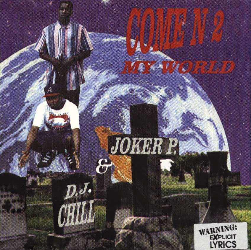 Joker P & DJ Chill - Come N 2 My World
