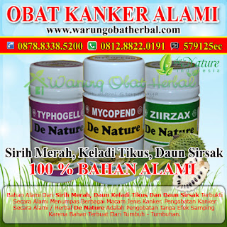 Obat Kanker Alami - Warung Obat Herbal