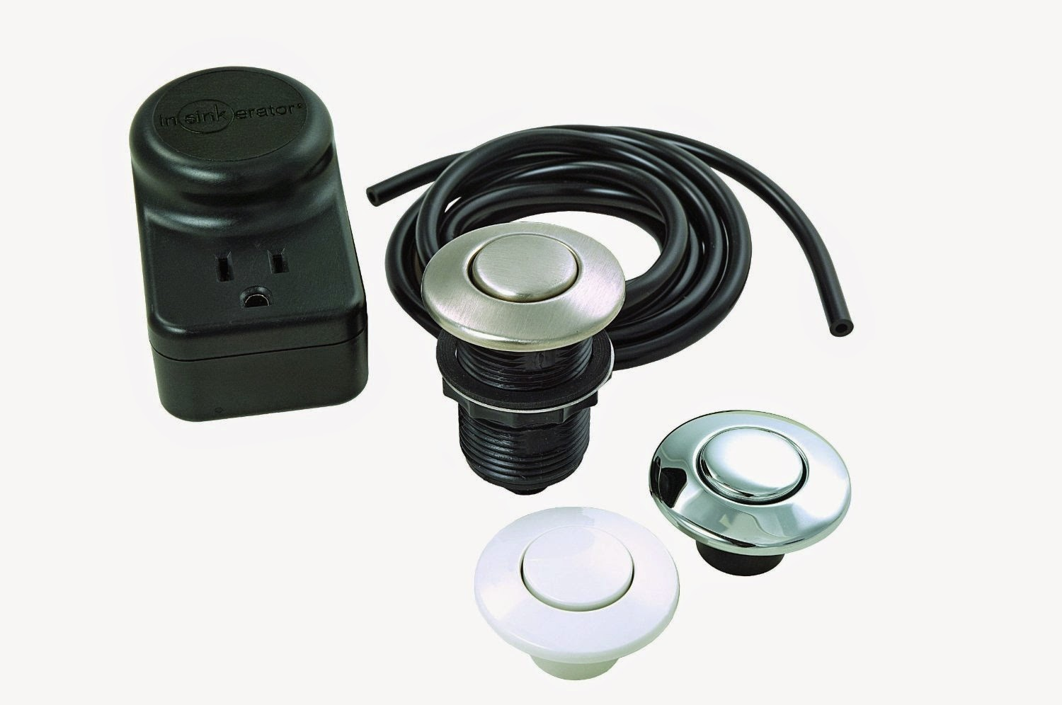 InSinkErator Sink top switch STS-SO Single Outlet Air ...