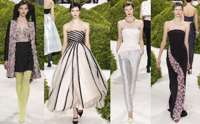 Dior - Paris Haute Couture Spring Summer 2013