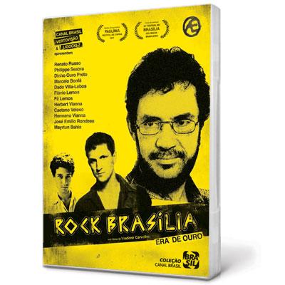 Rock Brasília Era de Ouro DVDRip XviD Nacional DVD Rock Brasilia