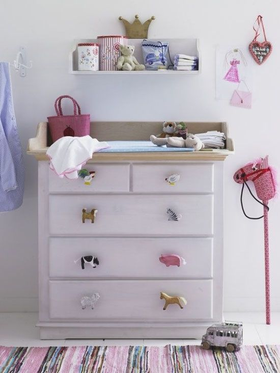 15 Creative and Cute Drawer Knob and Pull Handle Ideas