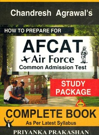 Reference Books to prepare for AFCAT Exam?