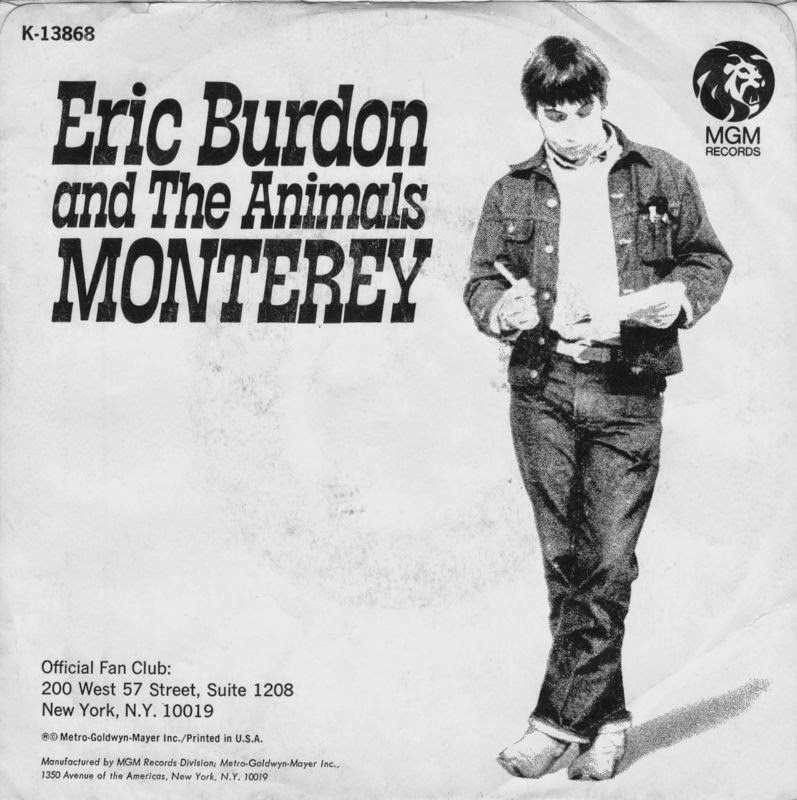 The Animals Eric Burdon and The Animals - The Animals and Sonny Boy Williamson