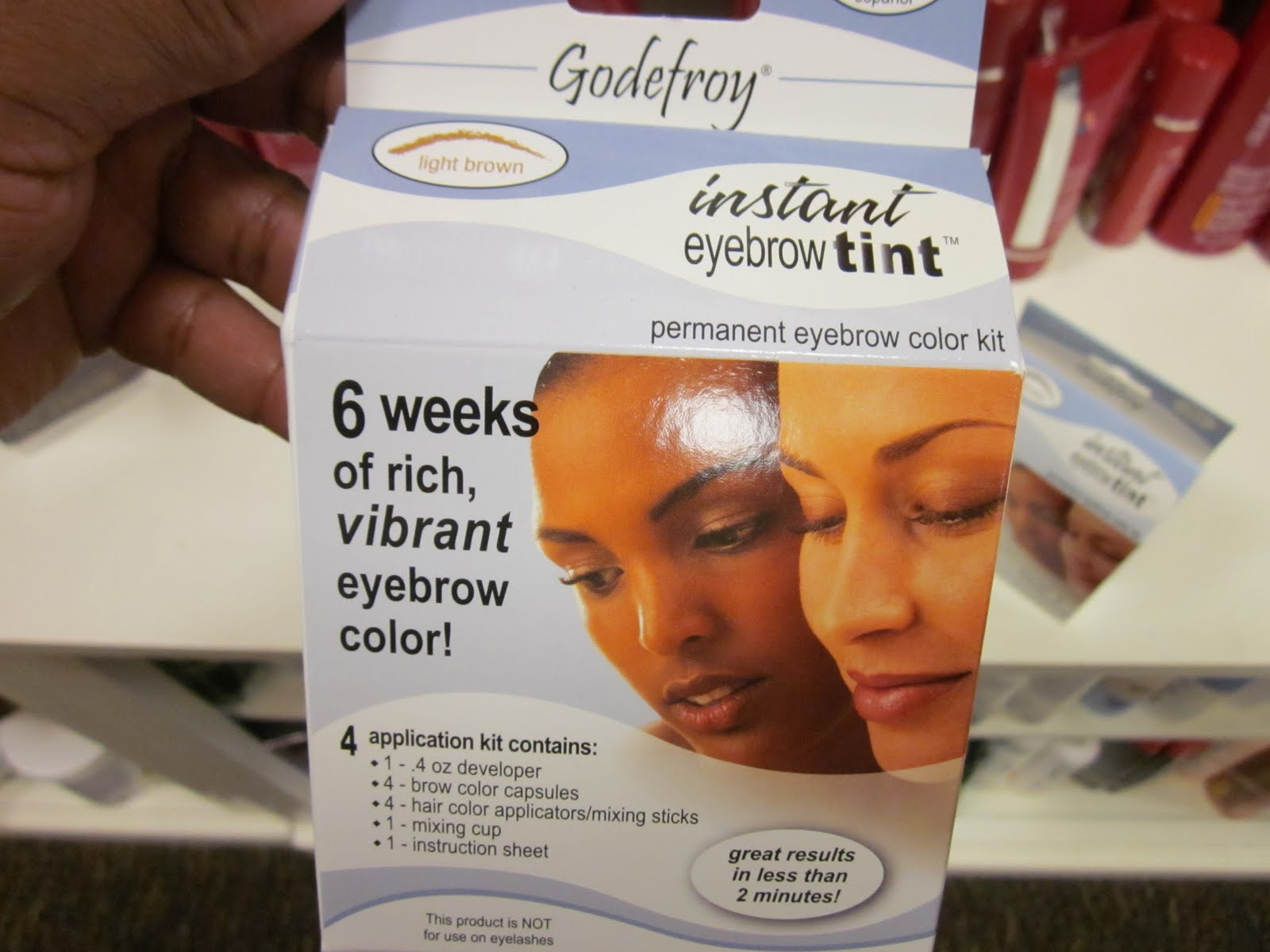 Phenomenalhaircare Coloring Eyebrows