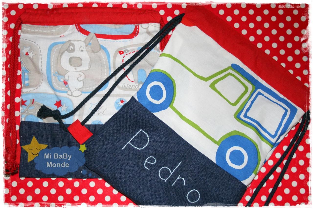 Mi baby monde tutorial bolsa de almuerzo tuto petit sac - Bolsa de almuerzo ...