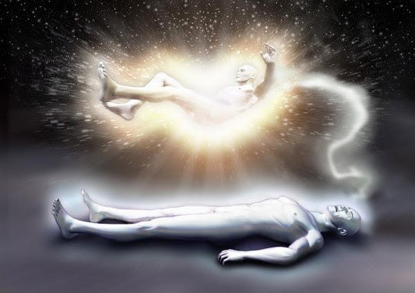 Consciousness Silver-Cord