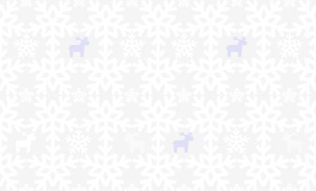 darmowe zimowe tło na bloga - śnieg i reniferki niebieskie