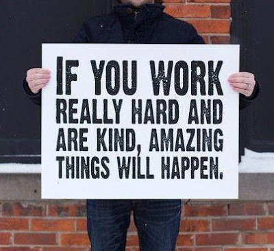 Work Really Hard Quotes