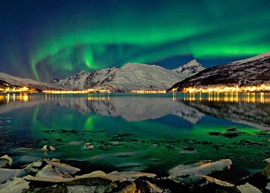 Spectacular Norway Northern Lights