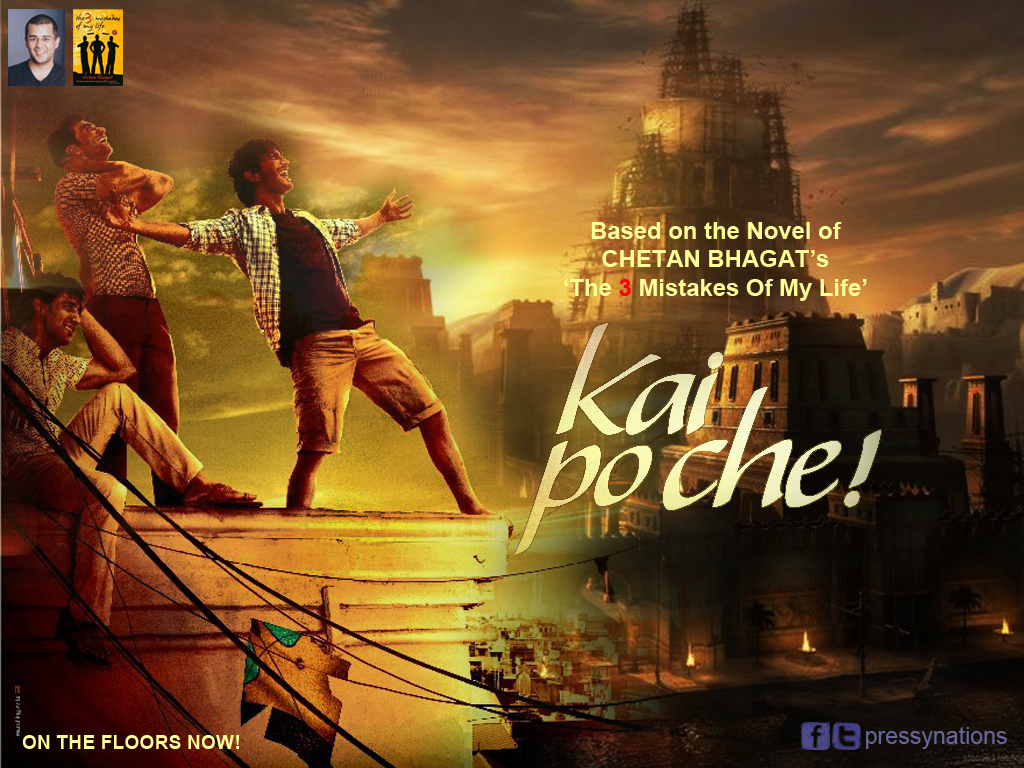 kai po che 2013 Now Playing: Kai Po Che, Zila Ghaziyabad and more