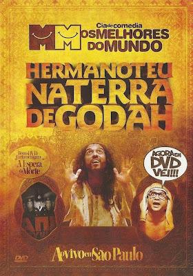Os Melhores do Mundo - Hermanoteu Na Terra de Godah - DVDRip
