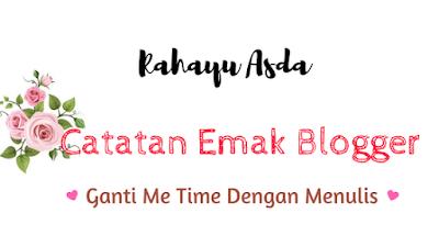 Catatan Emak Blogger