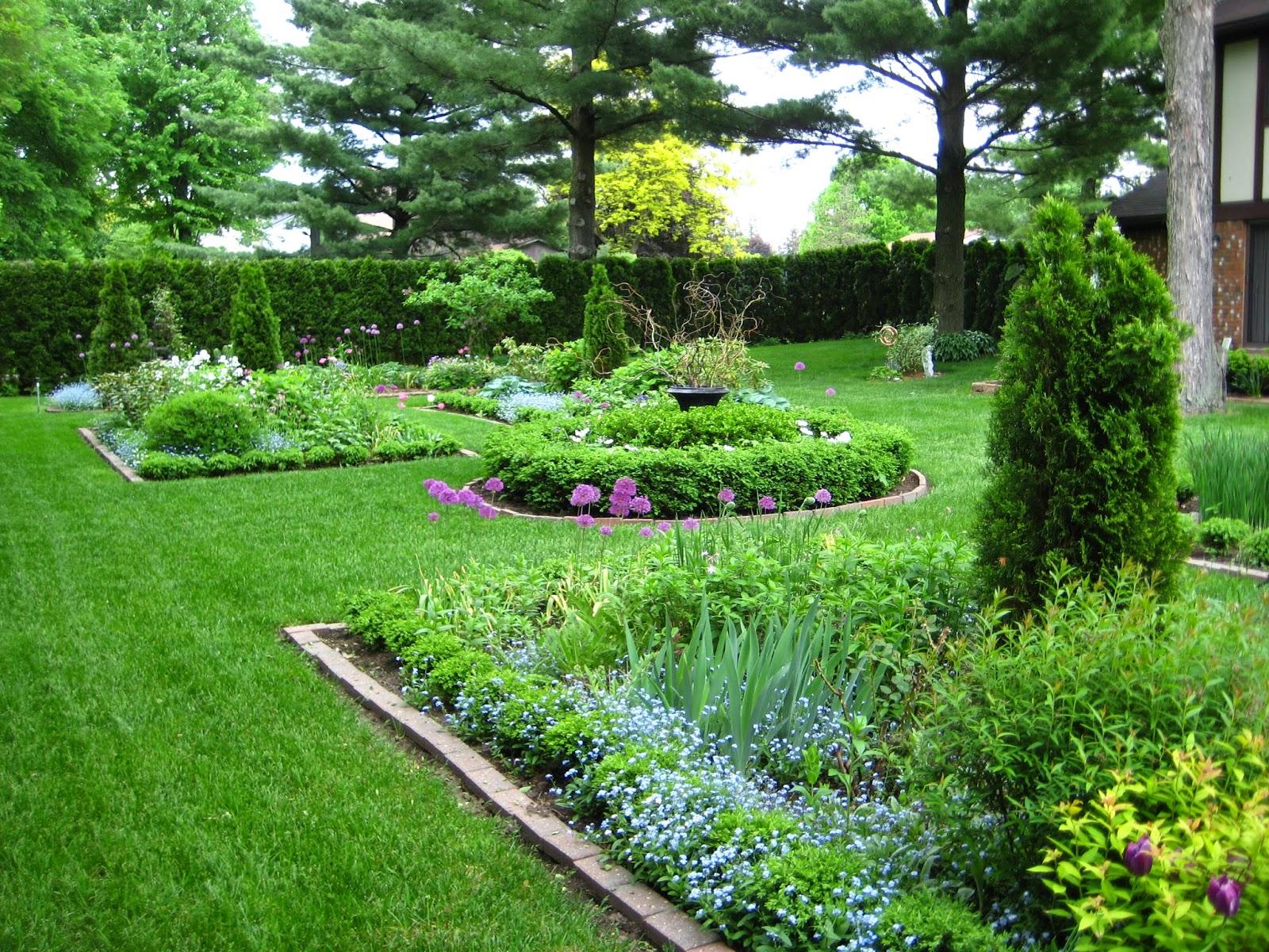 Garden House Design Ideas