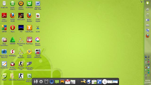 memodif tampilan windows 7